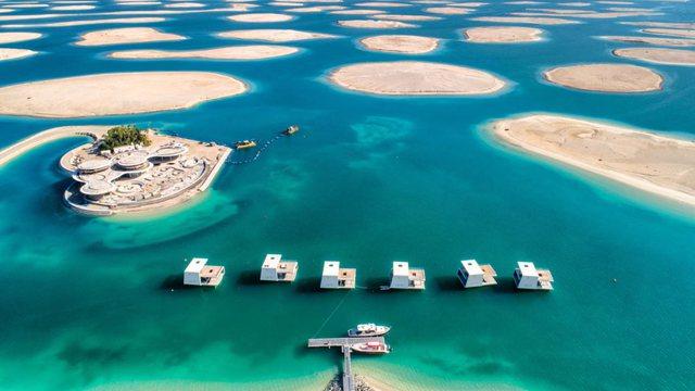 Një Europë e dytë po ndërtohet në Dubai dhe duket