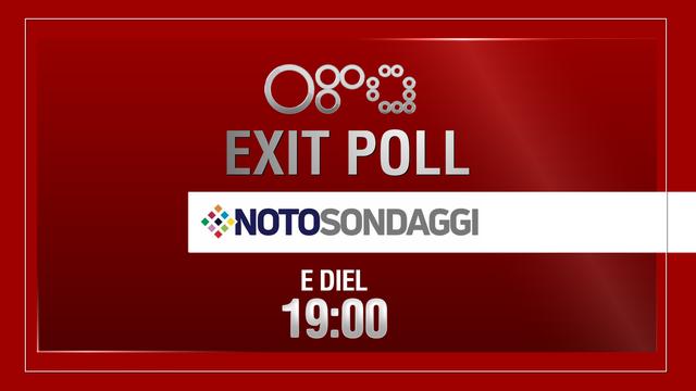 """""""Ora e Vendimit""""/ Të dielën ora 19:00 Exit Poll i Noto"""
