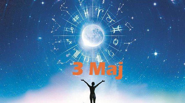 Horoskopi 3 Maj, ja çfarë kanë parashikuar yjet për ju