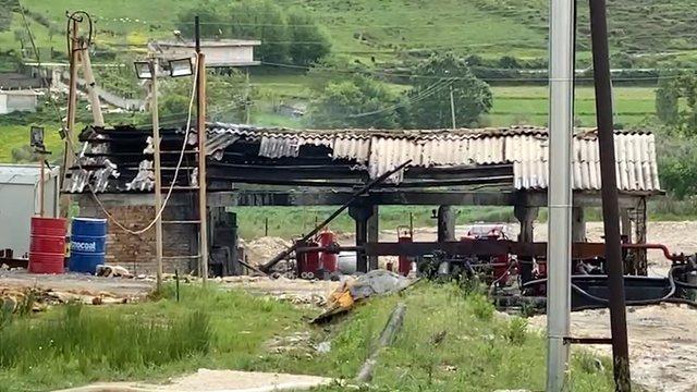 Zjarr në depon e naftës në Ballsh, naftëtari