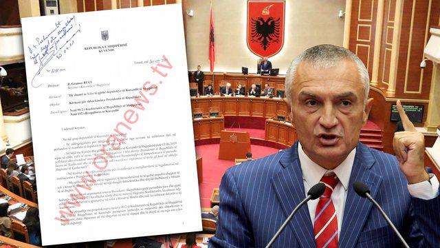 PS, 41 faqe relacion me shkeljet e Metës, firmosën deputetë