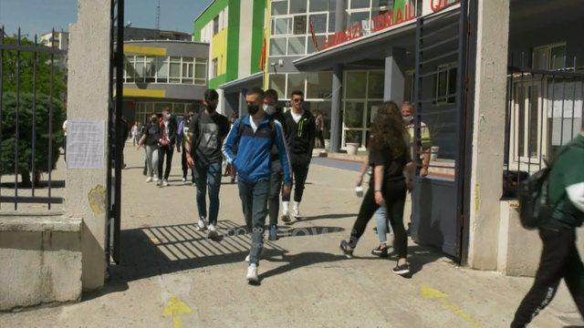 Lehtësimi i masave anti-Covid, nxënësit e arsimit parauniversitar