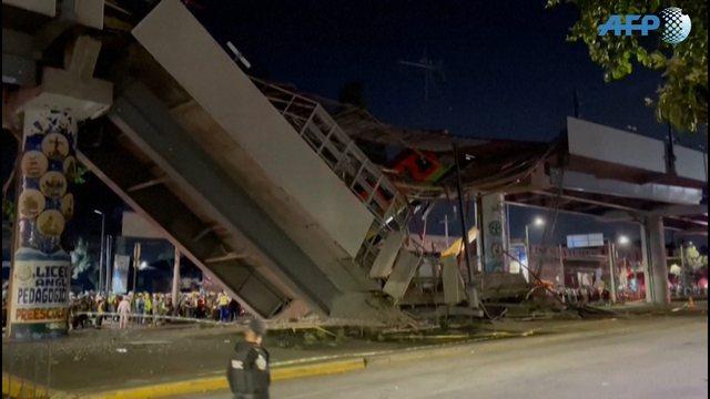 Aksident tragjik, shembet ura e mbikalimit të metrosë, 15 të