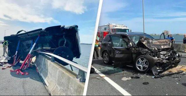 """Foshnja 23-muajshe bie nga ura gjatë aksidentit, """"heroi"""" hidhet"""