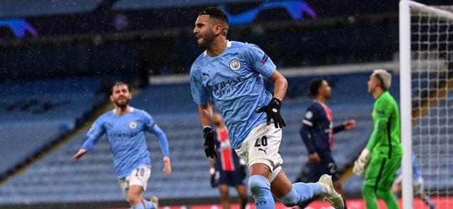 Man. City është finalisti i parë i Champions League, mposht