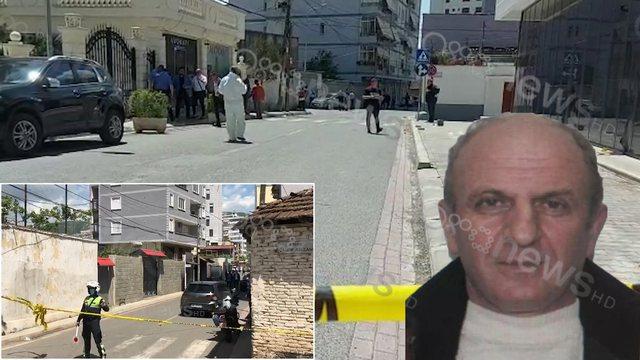 Ish polici vret gruan duke dalë nga gjykata e Elbasanit, plumbat kapin dhe