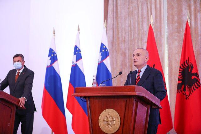 Pahor: Integrimi i Ballkanit në BE e vetmja rrugë për paqe,