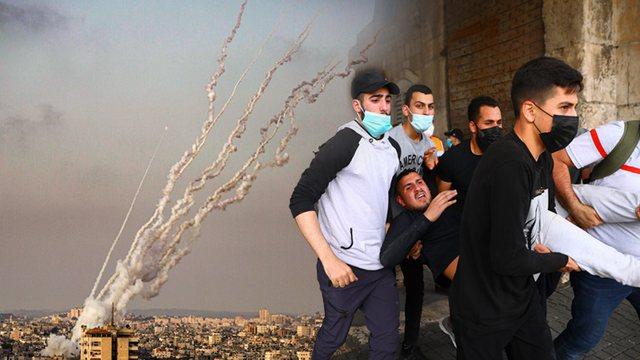 Hamasi, hedh breshëri raketash në drejtim të Jerusalemit