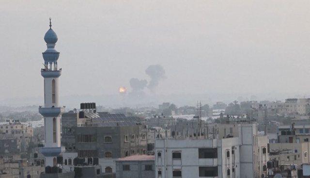 Dhjetëra viktima nga bombardimet mes Izraelit dhe militantëve të