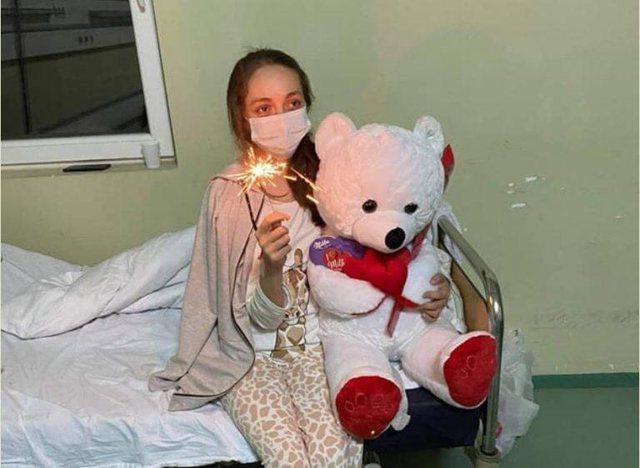 Vajza u vdiq pa mundur të bëjë transplantin, familja e Nazlije