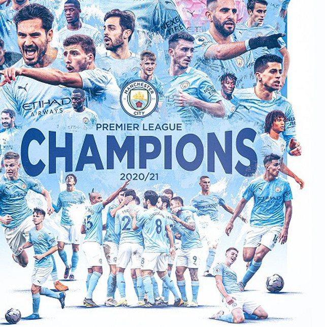Man. City shpallet kampion. Man. United hap krahun ndaj Leicester