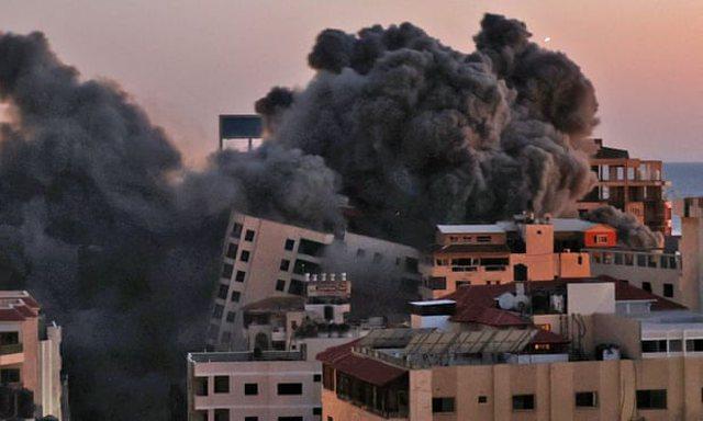 Shikoni videon/Raketat drejt Tel Aviv pas sulmit në Gaza