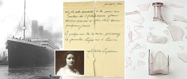 """Ngrihen dyshimet për """"fatin"""" e Titanikut, dorëshkrimi i"""