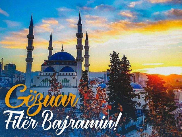 Fitër Bajrami/ Basha uron besimtarët myslimanë: Agjërim dhe