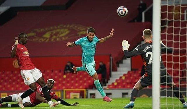 Spektakël i Liverpool. Dominon 4-2 Man. United dhe rikthen shpresat
