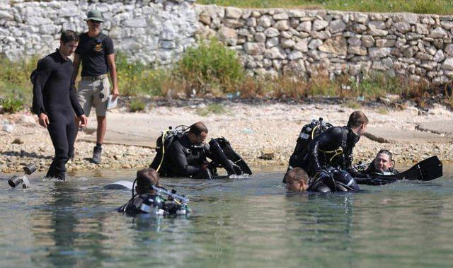 Defender21, Rama poston foto nga stërvitja në Vlorë