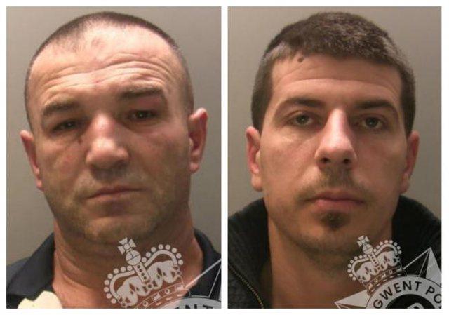 Kapen në tren me 18 mijë paund, arrestohen dy shqiptarët në