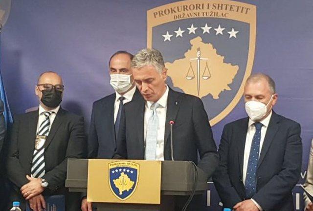 Kryeprokurori i Kosovës e konfirmon:  7 në pranga, sekuestrohen rreth