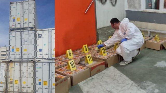 Operacion në 3 shtete, si u kapën 400 kg kokainë në ish