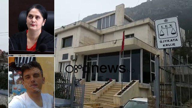 Policia mësyn Gjykatën e Krujës: Arrestohet gjyqtarja Enkelejda