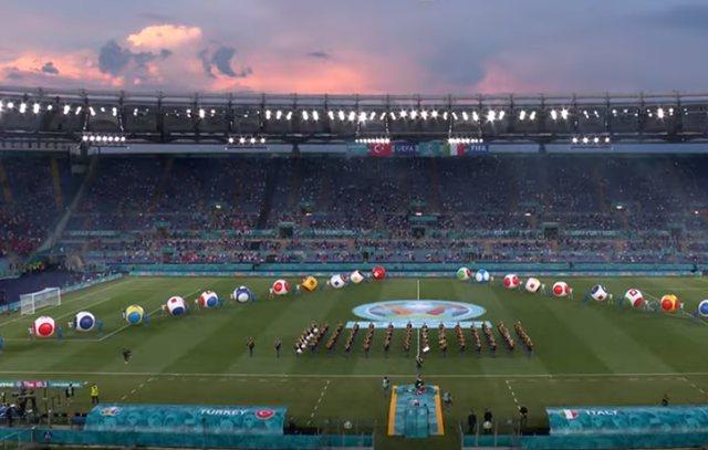 """Ceremonia hapëse e Euro 2020 në """"Olimpico"""", nis zyrtarisht"""