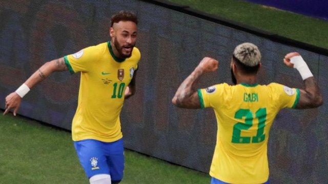Video/ Copa America nis me spektaklin e Brazilit. Fiton edhe Kolumbia