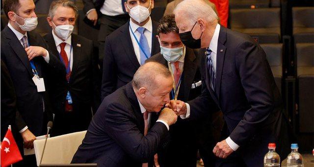 Biden dhe Erdogan takohen për herë të parë në Samitin e
