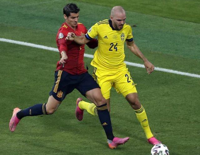EURO 2020, zhgënjen Spanja në start. Vetëm 0-0 ndaj Suedisë