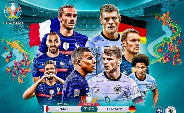 EURO 2020, sot është dita e yjeve. Luan Ronaldo dhe superdueli