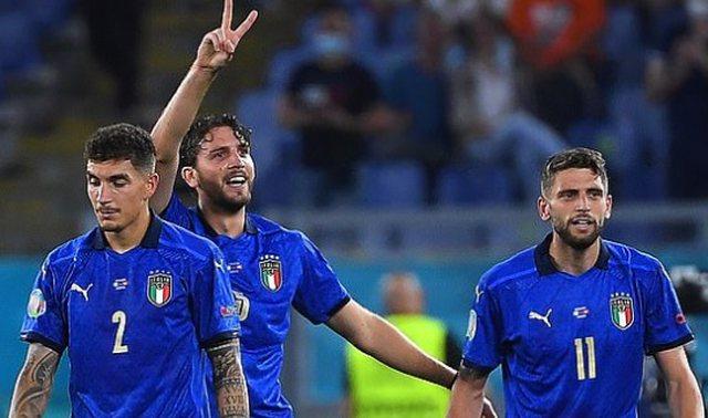 Italia e bukur, mposht Zvicrën dhe kualifikohet në 1/8 e EURO 2020