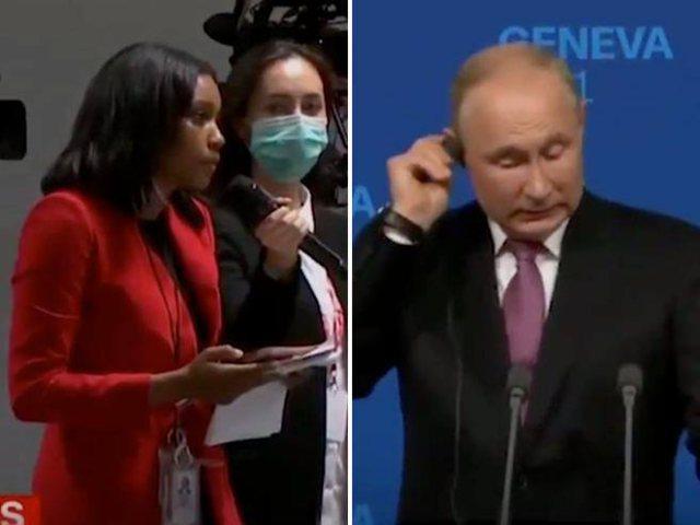 Gazetarja e  ABC irriton Putin: Lista e armiqve tuaj politik të vdekur ose