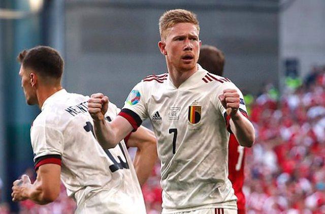 EURO 2020, Danimarka nuk ia del, Belgjika e përmbys dhe kalon në 1/8