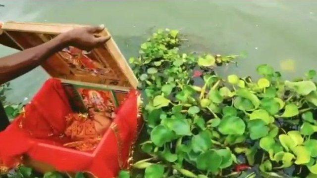 Video/ Momenti kur peshkatari gjen të gjallë foshnjën