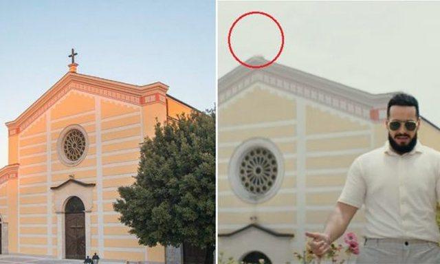 E kritikuan për heqjen e kryqit nga Katedralja e Shkodrës në