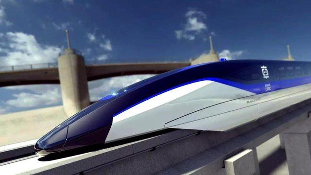 Ky është treni më i shpejtë në botë, ecën me