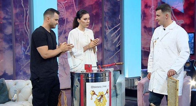 """Si të dallojmë mjaltin bio? Live në studion e """"Ditë e"""