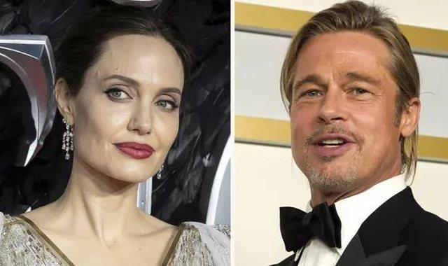 Divorci Jolie-Pitt / Angelina Jolie  fiton betejën e parë