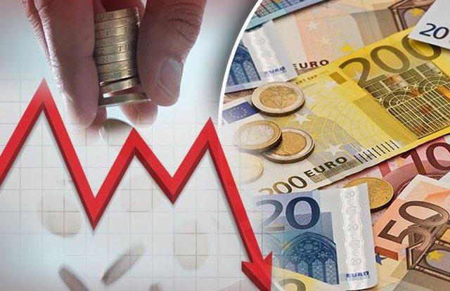 Euro nuk ndal rënien, në treg shqiptar ka shumë valutë nga