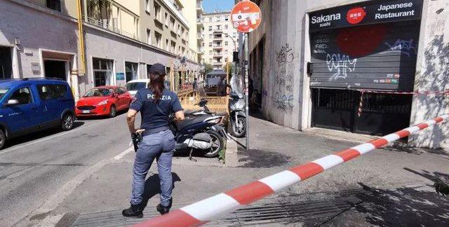 Shqiptari i vrarë në Romë me precedetë penalë për