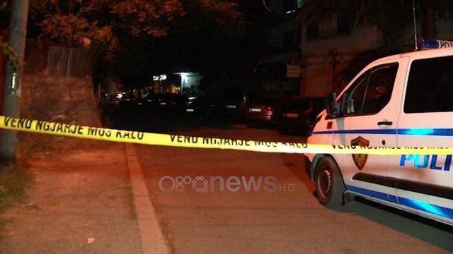 Tiranë, dy të plagosur me armë zjarri për gërvishtjen e