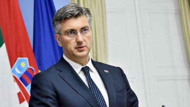 Kryeministri kroat: Jemi me Kosovën në këtë ditë