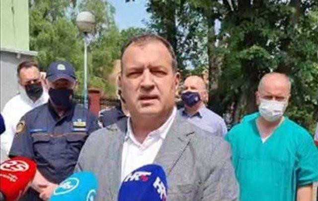 Aksidenti me 10 viktima në Kroaci, ministri i Shëndetësisë: