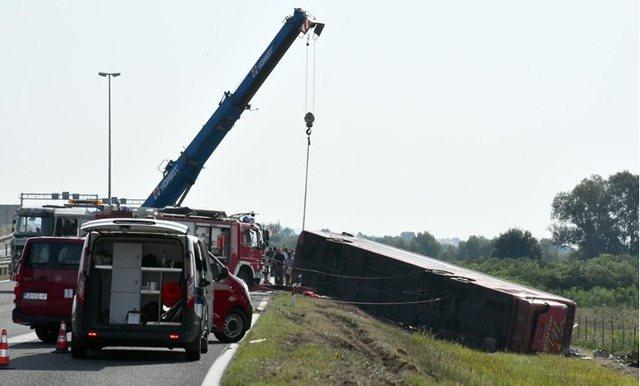 Aksidenti tragjik me autobusin kosovar në Kroaci, arrestohet shoferi: