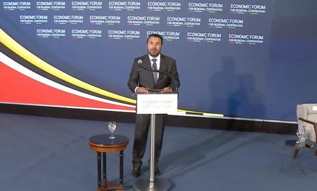 Zaevi fton Kurtin dhe liderët tjerë ballkanikë t'i