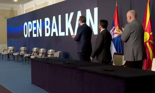 Tri marrëveshjet që u firmosën në Shkup mes Ramës,