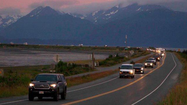 Tërmeti i fuqishëm  në Alaskë, tërhiqet alarmi për