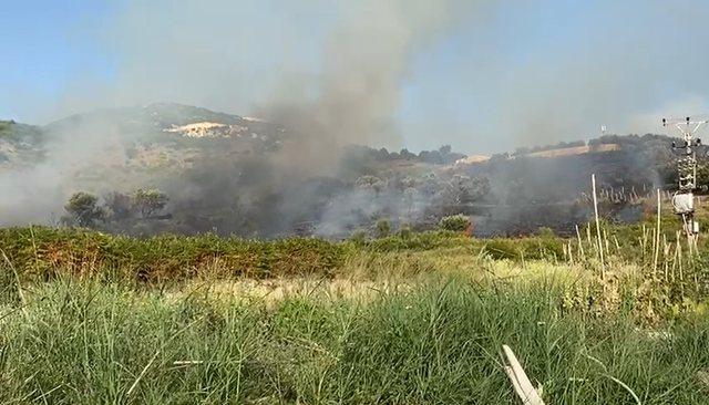 Zjarr i madh në Radhimë, rrezikohen bizneset dhe banesat, largohen