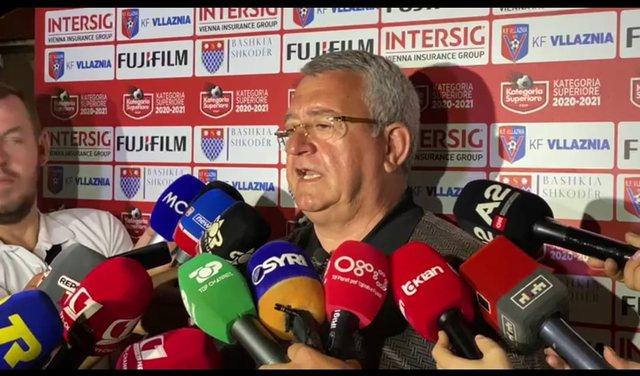 Duka: Notë pozitive klubeve shqiptare në Europë. Kampionati nuk