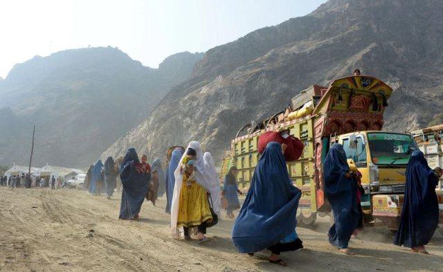 Refugjatët afganë/ Frikë nga talebanët, amerikanët