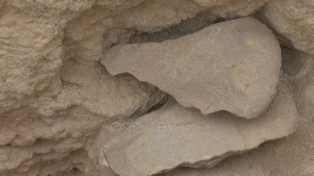 Zbulohet sëpata prej guri, daton 1,3 milionë vjet më parë